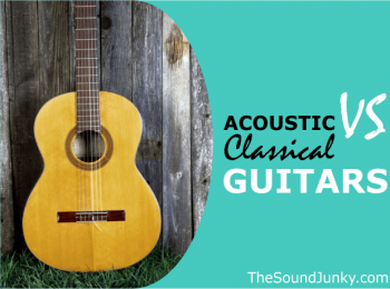 Classical vs Acoustic Guitar – Discover The Differences & Similarities Of Each