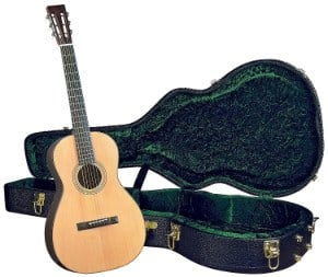 Blueridge BR 361 guitar and case