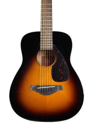 Body of Yamaha JR2 acoustic guitar