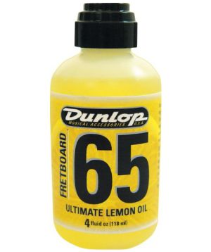Dunlop 65 Ultimate Lemon Oil Fretboard Cleaner
