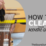 How to Clean Acoustic Guitars