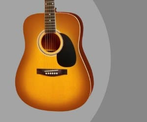 Maestro By Gibson Ma41 Review Full Size Acoustic Guitar W Exotic