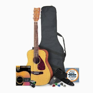 Yamaha JR1 Acoustic Guitar Bundle