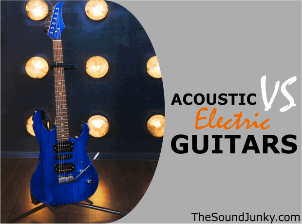 acoustic vs electric guitar differences similarities which is best. Black Bedroom Furniture Sets. Home Design Ideas