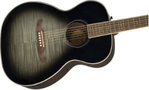 Body of Fender FA-235E guitar