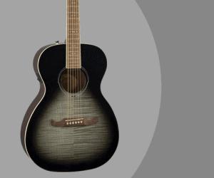 Fender FA-235E guitar