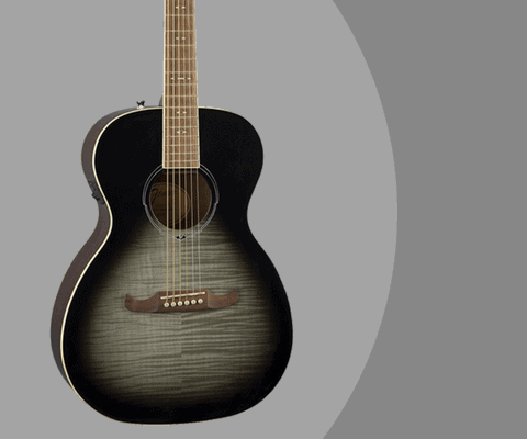 fender fa 235e review great looking acoustic electric guitar. Black Bedroom Furniture Sets. Home Design Ideas