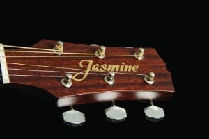 Headstock on Jasmine S35