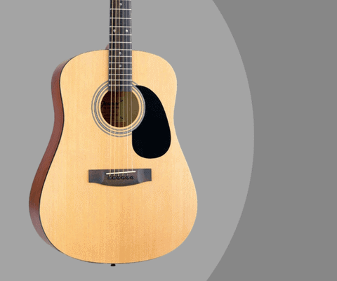 jasmine s35 review top selling acoustic guitar priced under 100. Black Bedroom Furniture Sets. Home Design Ideas
