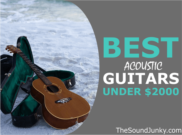 List of Acoustic Guitars Below 2000