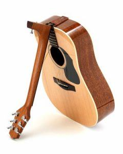 Voyage-Air VAD 04 folding guitar
