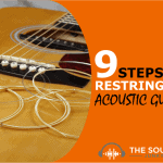 9 Steps to Restring an Acoustic Guitar