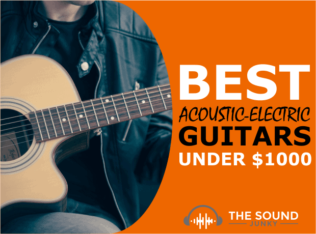 List of Electric Acoustic Guitars Below 1000