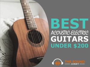 List of Electric Acoustic Guitars Below 200