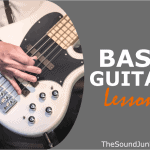Beginner, Intermediate and Advanced Bass Guitar Lessons