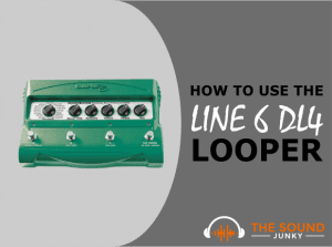 How To Use The Looper On A Line 6 DL4 Delay Pedal