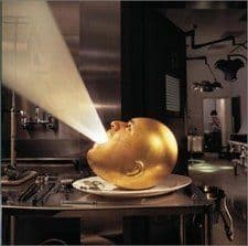 Mars Volta Deloused Mouth Spewing Light Image