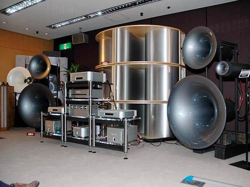 Massive Subwoofer Set Up