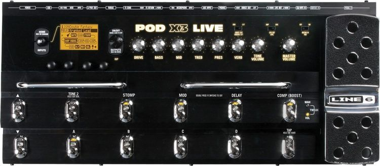 Line 6 POD X3 Live Review (Check Out The Latest Multi
