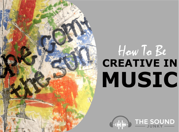 Being Creative In Music – Unlocking Your Intimate Inner Artist