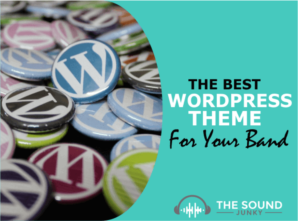 Discover the Best WordPress Theme for Your Band Website