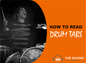 Learn How to Read Drum Music (Tabs)