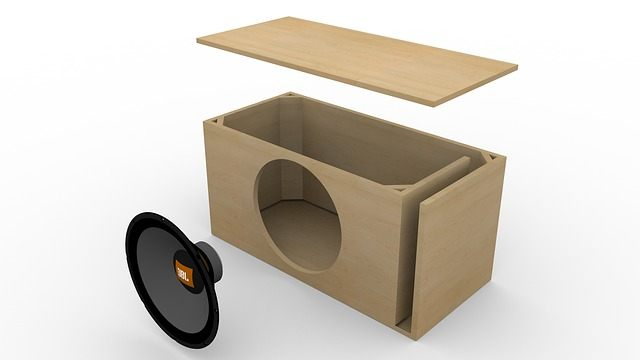 Subwoofer & Enclosure