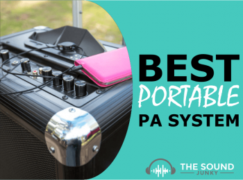 9 Best Portable PA Systems For Singers, Small Bands, Music & Presentations