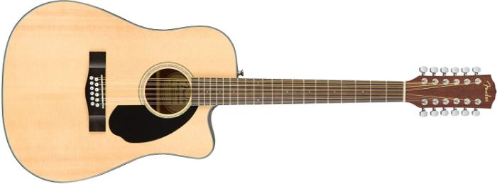 Fender CD-60SCE 12-String Guitar