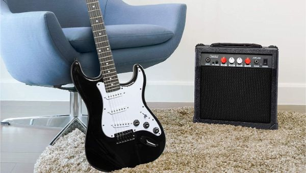LyxPro Electric Guitar for Beginners