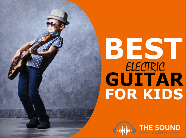 Reviews of the Best Electric Guitar for Kids