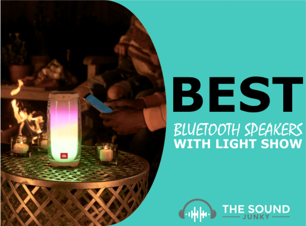 Best Bluetooth Speakers with Light Show