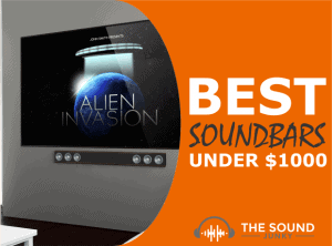 Best Soundbars Under $1000