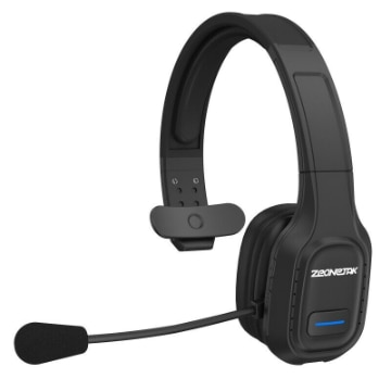 Zeonetak Trucker Bluetooth Headset