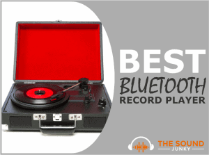 Best Bluetooth Record Player