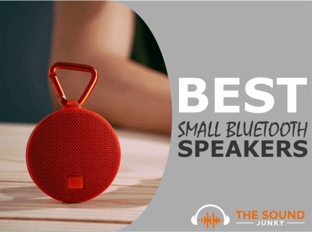 Best Small Bluetooth Speakers