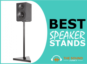 10 Best Speaker Stands (Get Your Sound Off The Ground)