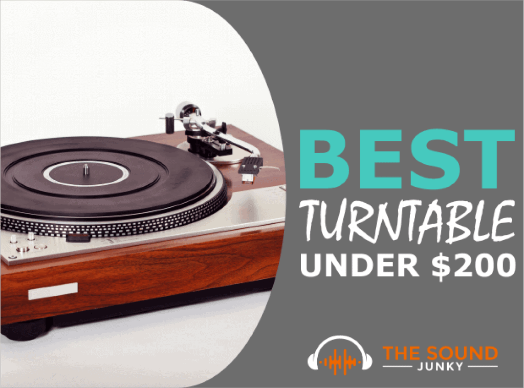 Best Turntables and Record Players Under $200
