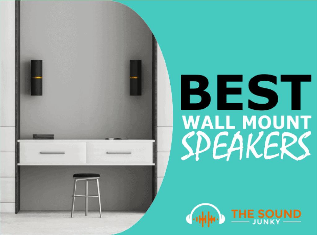 Best Wall Mount Speakers