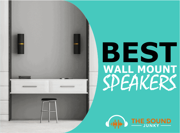 Best Wall Mount Speakers