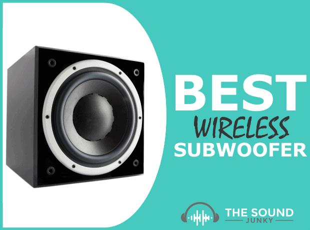 Best Wireless Subwoofer