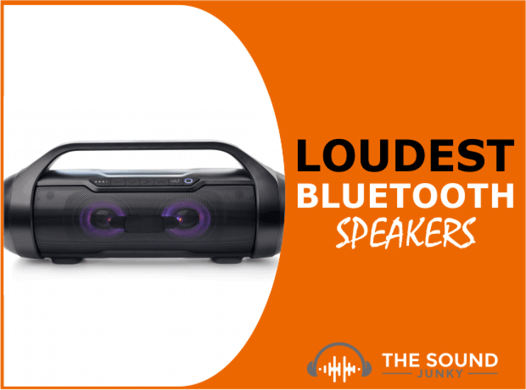 9 Loudest Bluetooth Speakers In 2020 Portable Loud