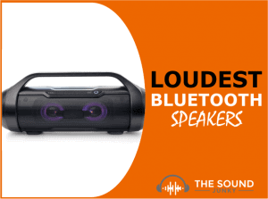 Loudest Bluetooth Speakers
