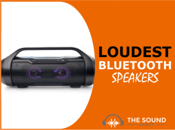 9 Loudest Bluetooth Speakers (Go Loud & Be Proud)