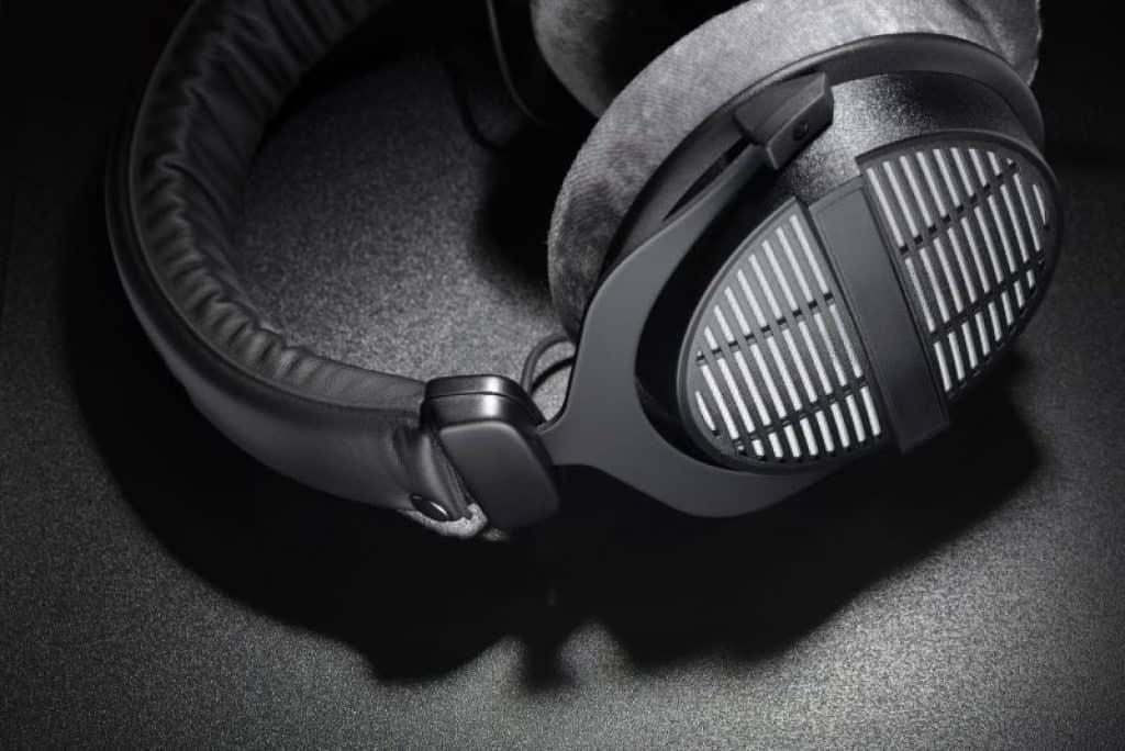 Nice pair of open back gaming headphones