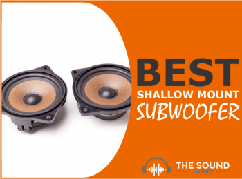 10 Best Shallow Mount Subwoofers (8, 10 & 12-inch Options)