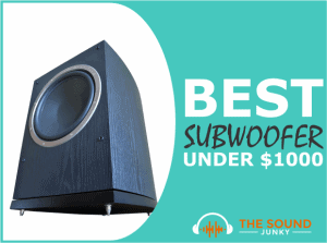 Best Subwoofer Under $1000