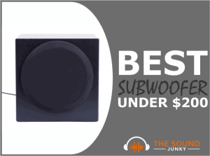 Best Subwoofer Under $200