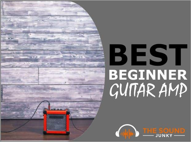 Best Beginner Guitar Amp