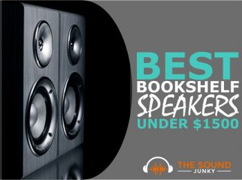 8 Best Bookshelf Speakers Under $1500 (Top Quality & Sound)